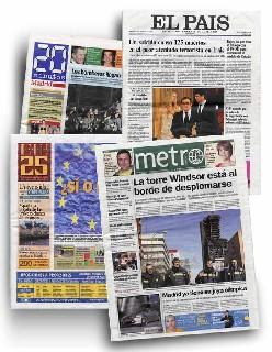 Un 40% de lo españoles no compra NUNCA revistas ni periodicos.