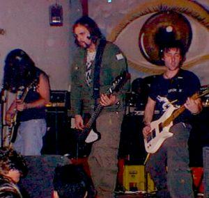 Invitación a concierto de música en La Colorada