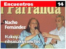 Hakuyá rihsinakusunchis* por Nacho Fernández