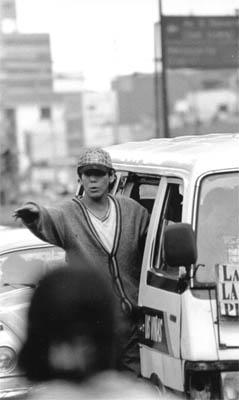 Dia 7  The Taxi-Combi