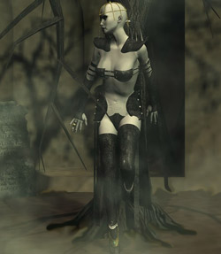 """Literatura gótica"" por Lucía Solaz"
